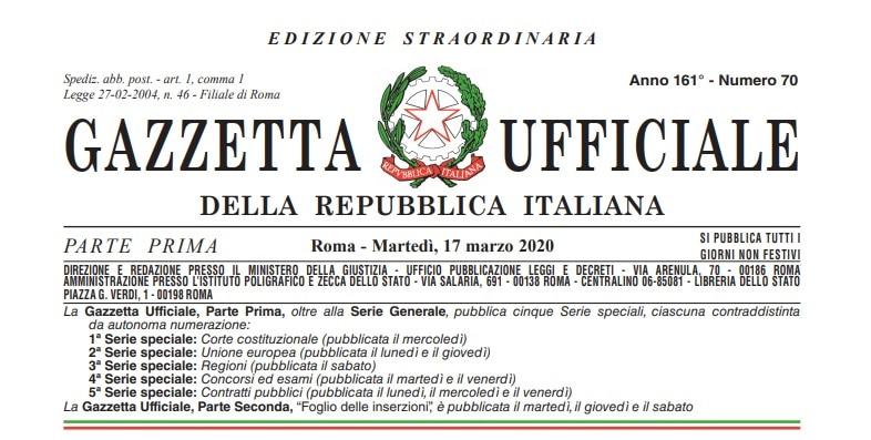 Decreto Cura Italia: Tutto Quello Che Dovresti Sapere